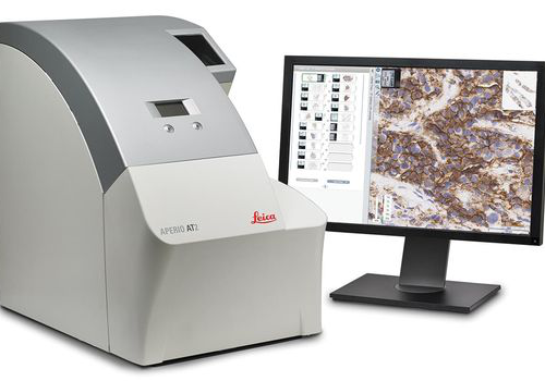 Aperio At2 – High Volume, Digital Whole Slide Scanning