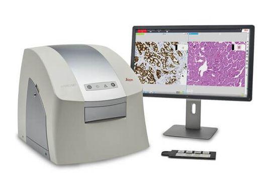Aperio Lv1 — Real Time Digital Pathology System