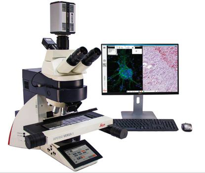Aperio Versa Brightfield, Fluorescence & Fish Digital Pathology Scanner