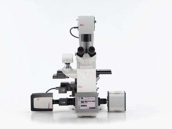 Leica Dmi8 145 Advanced Fluorescence Fast Filter Wheel