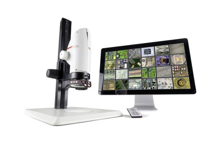 Leica Dms1000 Digital Microscope Small List